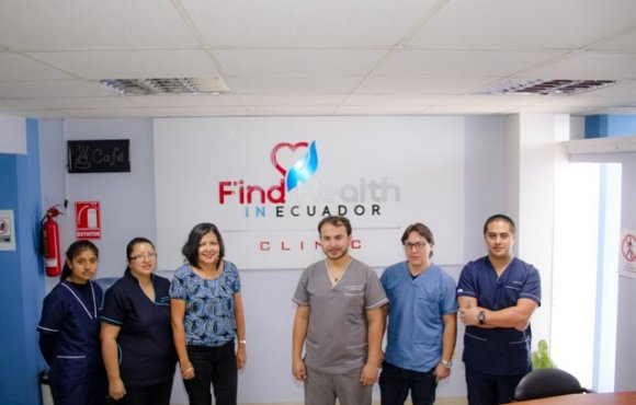 Find Health in Ecuador Staff